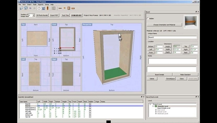 10 Cabinet Design Software For Furniture Maker Part One Home Improvementer