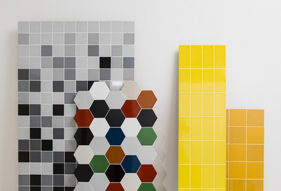A burst of colour and hexagon shapes for our revamped Prismatics