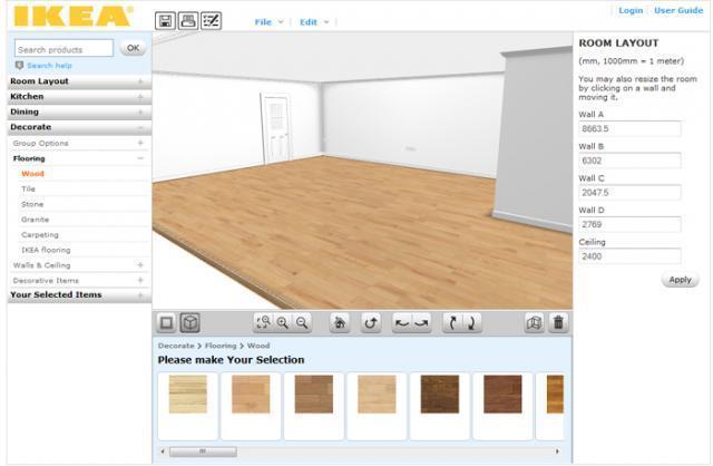 ikea home planner review home improvementer. Black Bedroom Furniture Sets. Home Design Ideas