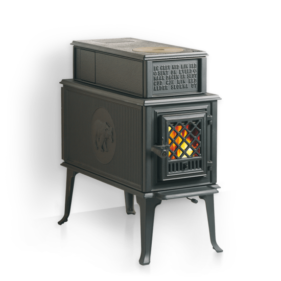 Wood Stove Jotul F 118 CB Black Bear
