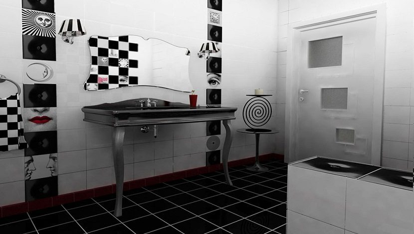 Creative Ceramic Tile Art Design Ideas