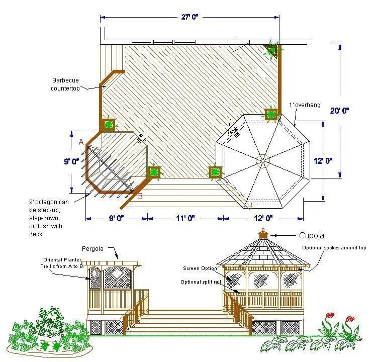 Building Decks Plan The Goetz