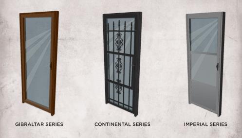 Croft Doors