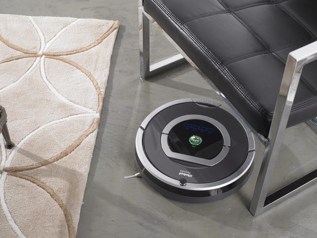 iRobot Roomba 770 Review