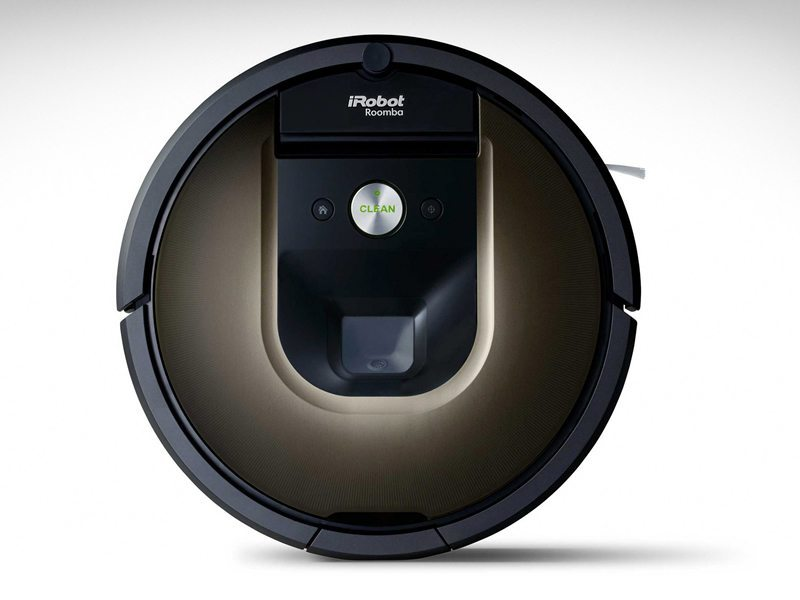 iRobot Roomba 980 Design and Features