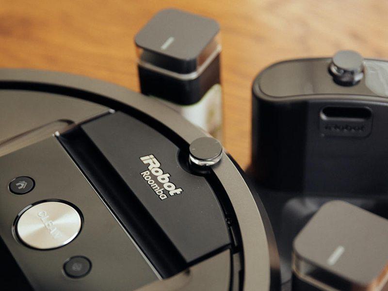 iRobot Roomba 980 App and Control