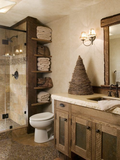 Australia Bathroom Desidg Idea // houzz.com