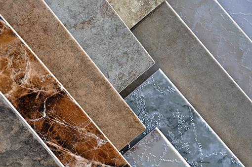Ceramic Tile Samples // financialtribune.com