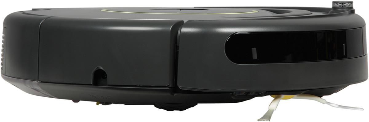Roomba 630 - side view w/IR sensors // ixbt.com