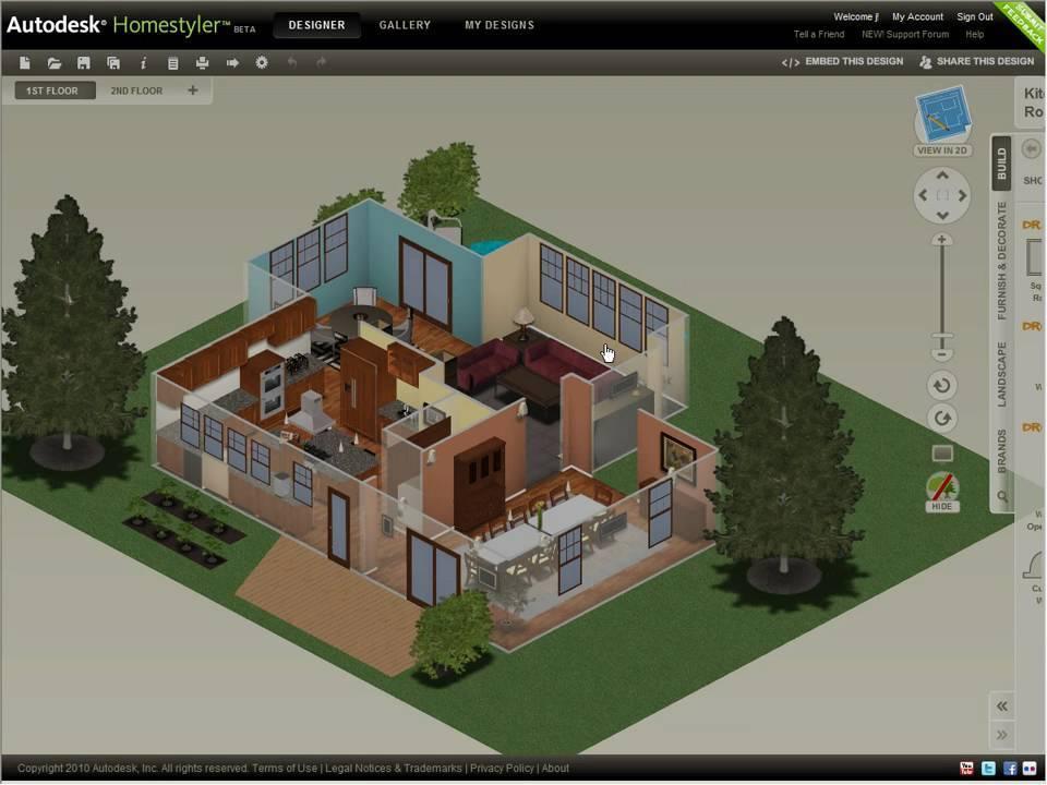 10 cabinet design software for furniture maker part two home improvementer Kitchen design software homestyler
