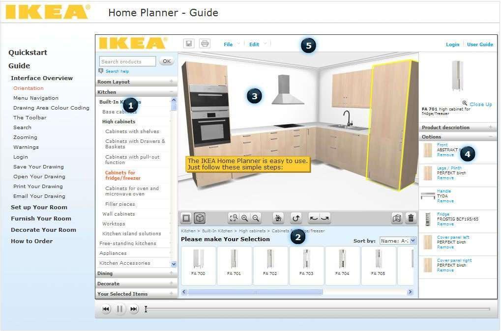 IKEA Home Planner // ikea.com