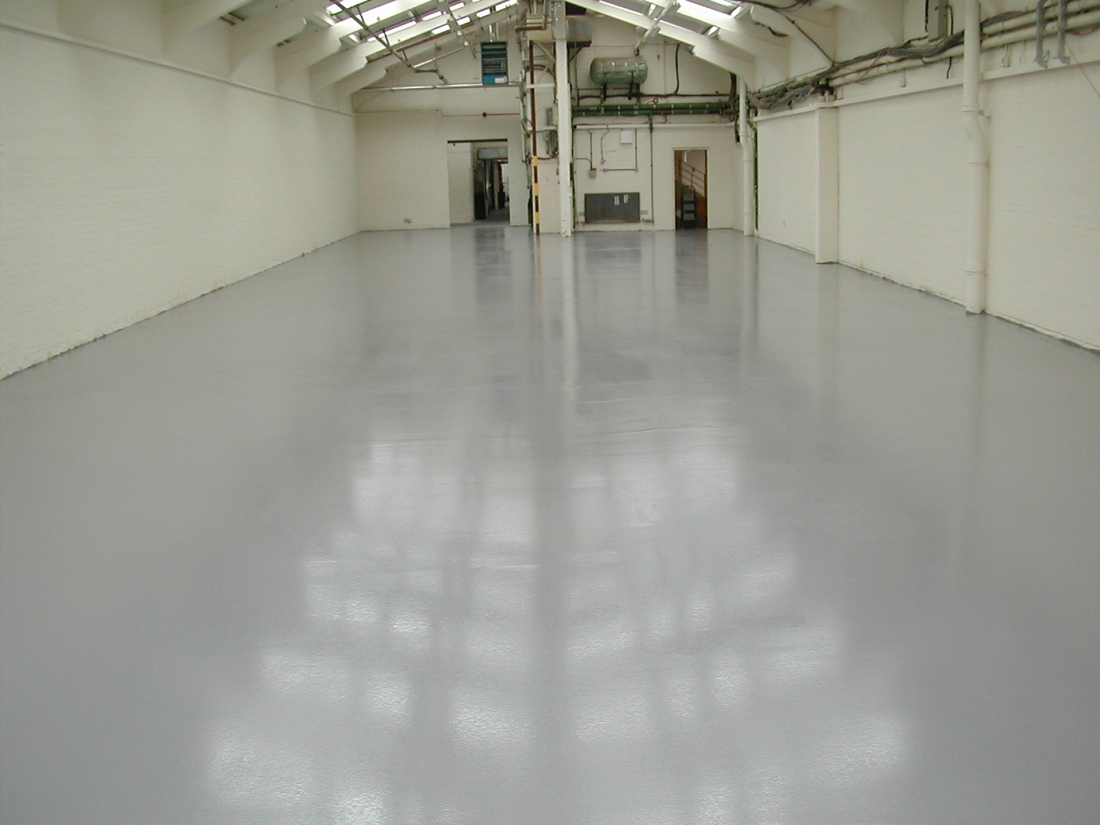 Resin is on the rise in commercial and industrial flooring for Industrial flooring for homes
