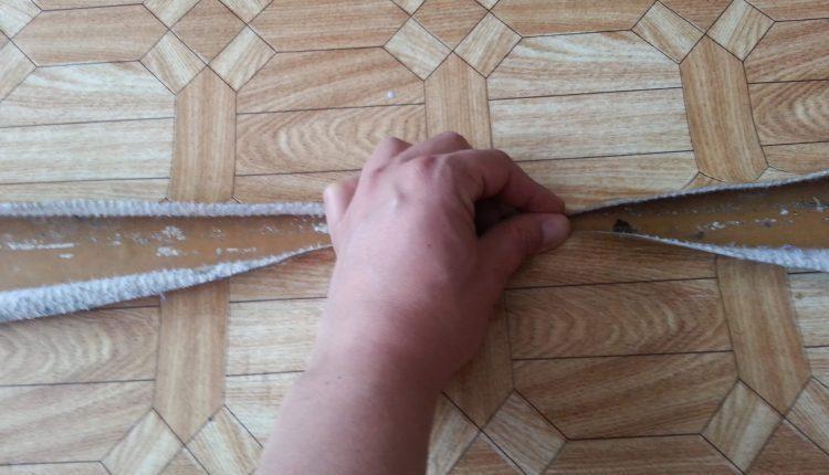 How To Remove Old Linoleum Home Improvementer