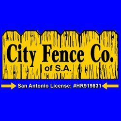 City Fence Co Of San Antonio